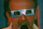 Michael Röhrenbeck mitten in der Sofi